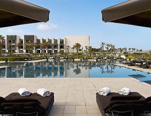 Sofitel Agadir Thalassa Sea & Spa - Piscine exterieure