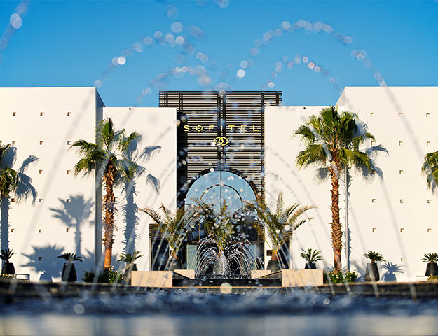 Sofitel Agadir Thalassa Sea & Spa - Entree hotel