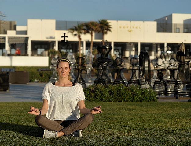 Sofitel Agadir Thalassa Sea & Spa - Yoga