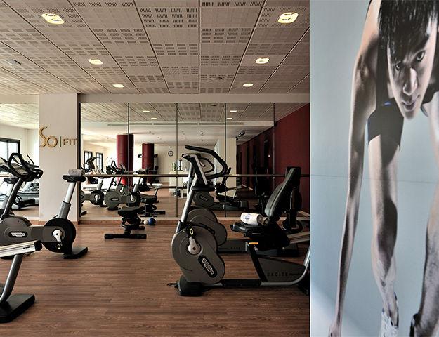 Sofitel Agadir Thalassa Sea & Spa - Salle de fitness so fit