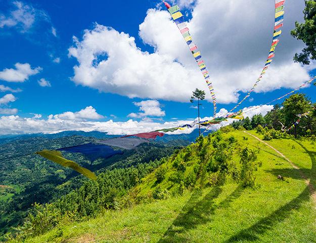 Séjour yoga et méditation, immersion au Népal - Vallee de katmandou