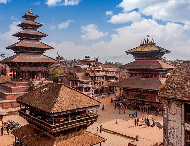 Séjour yoga et méditation, immersion au Népal - Bhaktapur