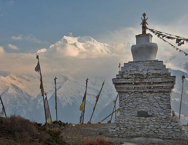 Séjour yoga et méditation, immersion au Népal - Himalaya