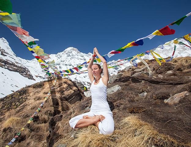 Séjour yoga et méditation, immersion au Népal - Yoga nepal