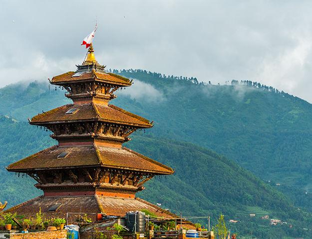 Séjour yoga et méditation, immersion au Népal - Temple a bhaktapur