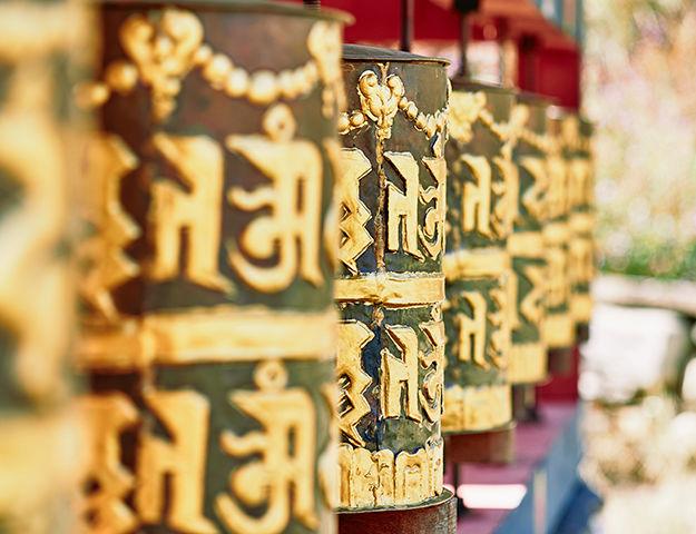 Séjour yoga et méditation, immersion au Népal - Temple