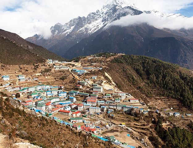 Séjour yoga et méditation, immersion au Népal - Sagarmatha parc national