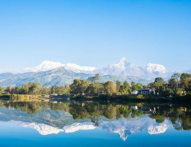 Séjour yoga et méditation, immersion au Népal - Lac phewa