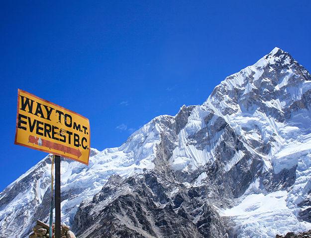Séjour yoga et méditation, immersion au Népal - Mont everest
