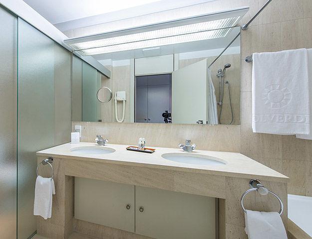 Hotel Solverde Spa & Wellness Center - Salle de bains