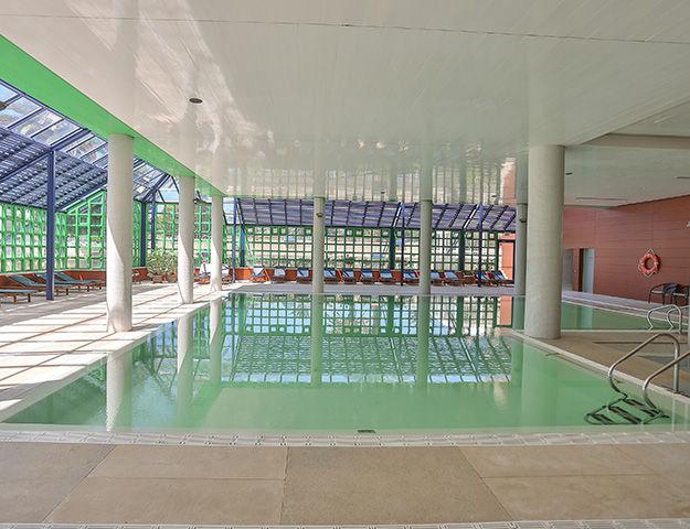 Hotel Solverde Spa & Wellness Center - Piscine interieure