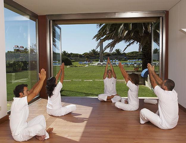 Hotel Solverde Spa & Wellness Center - Cours de yoga