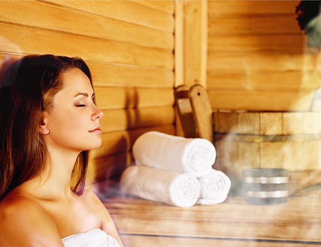 Voyage bien-être en liberté en Slovénie - Sauna