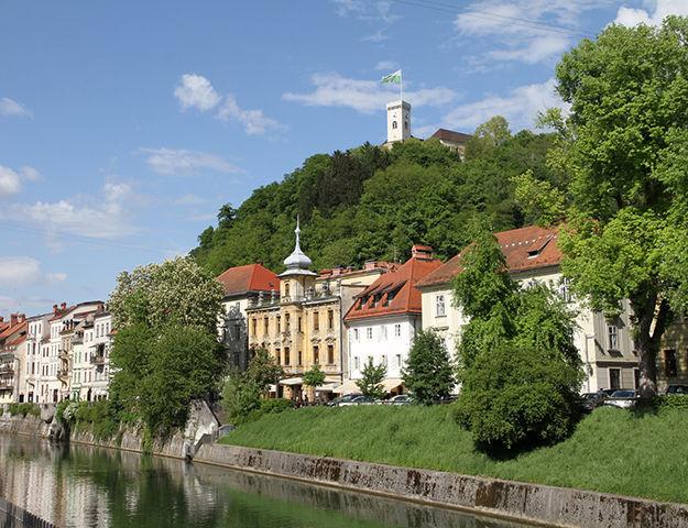Voyage bien-être en liberté en Slovénie - Paysage slovenie