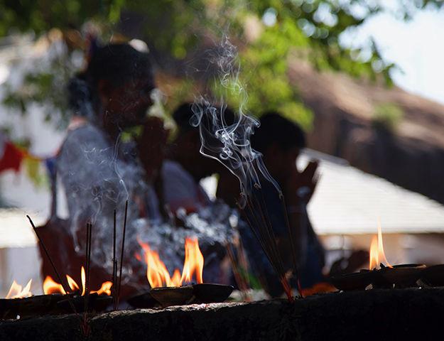 Circuit ayurvéda et yoga au cœur du Sri Lanka - Dambulla temple
