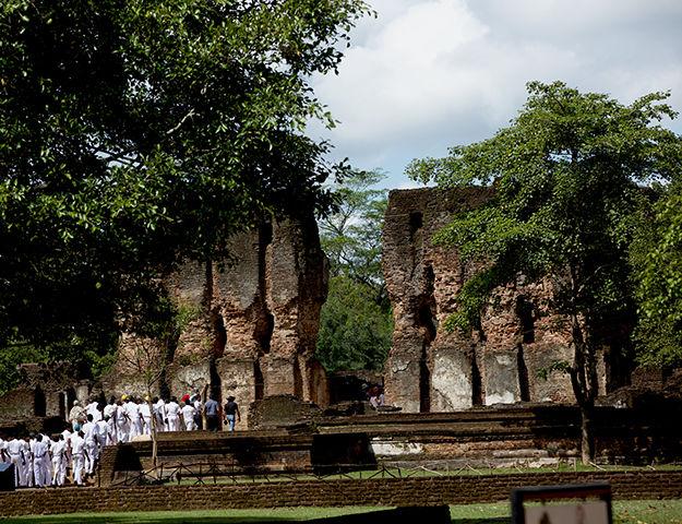 Circuit ayurvéda et yoga au cœur du Sri Lanka - Polonnaruwa