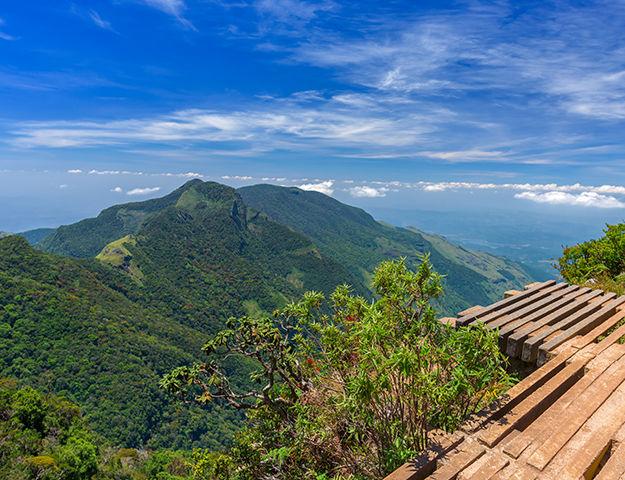 Circuit yoga et ayurvéda au Sri-Lanka - Parc horton plains