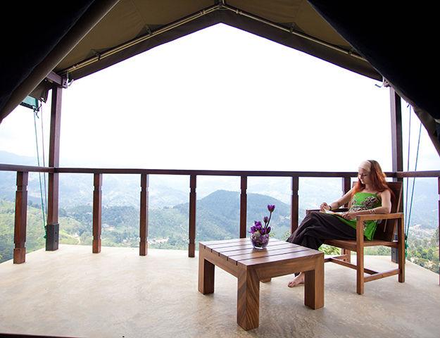 Circuit yoga et ayurvéda au Sri-Lanka - Eco lodge madulkelle