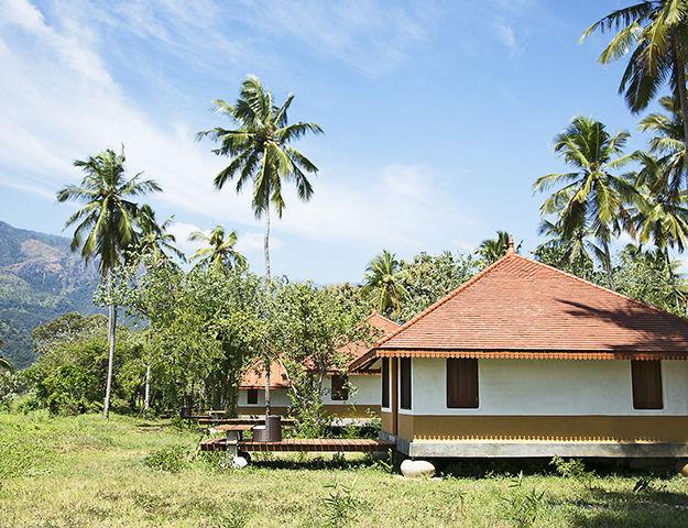 Circuit yoga et ayurvéda au Sri-Lanka - Eco lodge jetwing kaduruketha