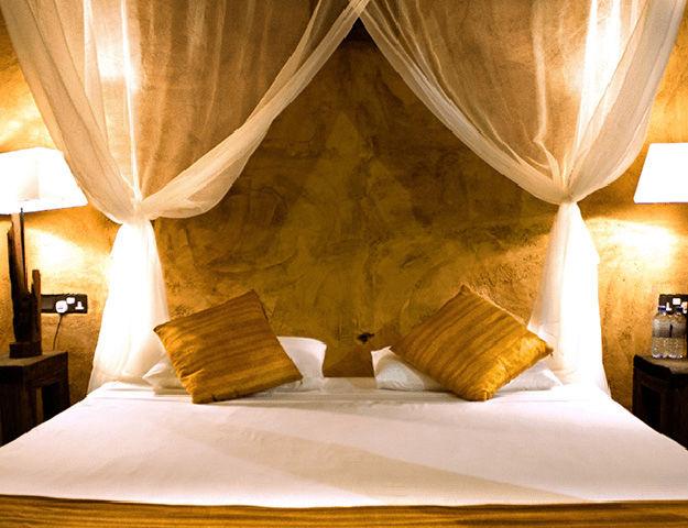 Circuit yoga et ayurvéda au Sri-Lanka - Chambre saraii