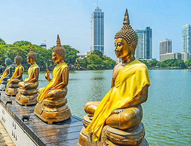 Circuit yoga et ayurvéda au Sri-Lanka - Colombo