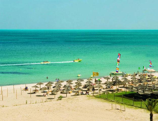Lella Baya & Thalasso - La plage