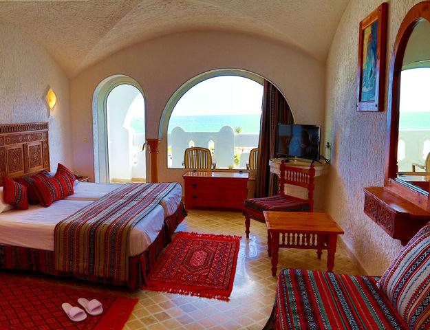 Lella Baya & Thalasso - Chambre
