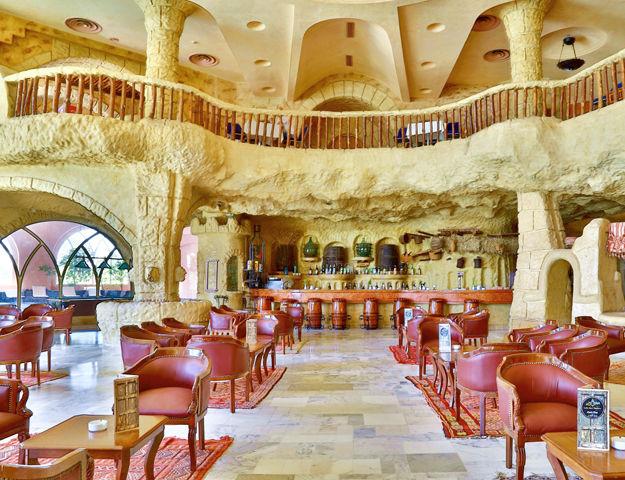 Lella Baya & Thalasso - Lobby bar