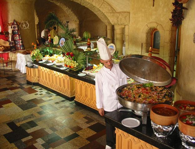 Lella Baya & Thalasso - Restaurant
