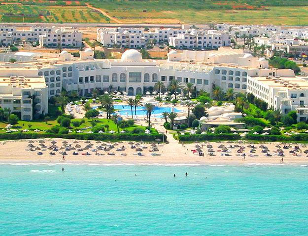 Mahdia Palace - Hotel et plage