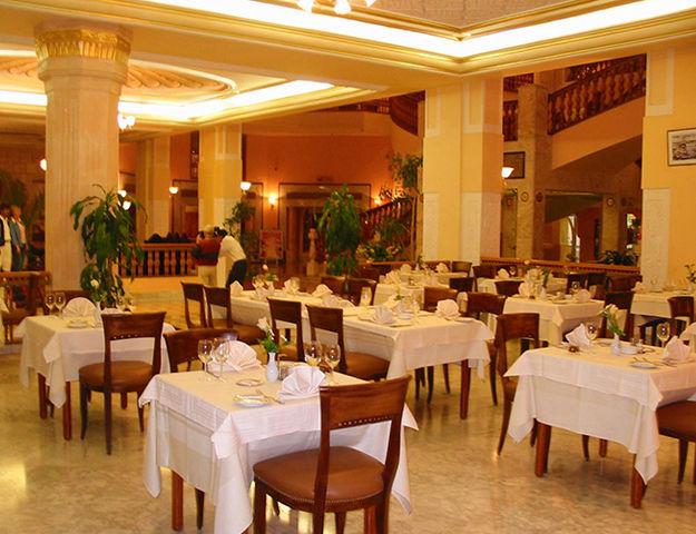 Mahdia Palace - Restaurant