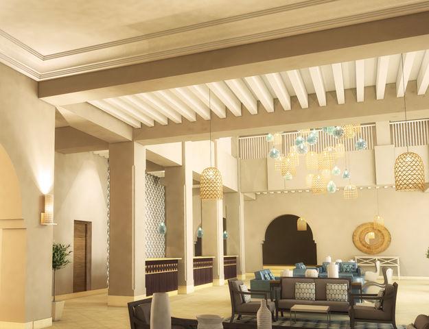 Sensimar Ulysse Palace & Thalasso - Lobby reception