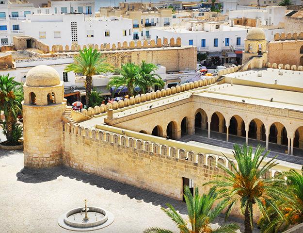 Royal Kenz Hôtel Thalasso & Spa - Mosquee de sousse