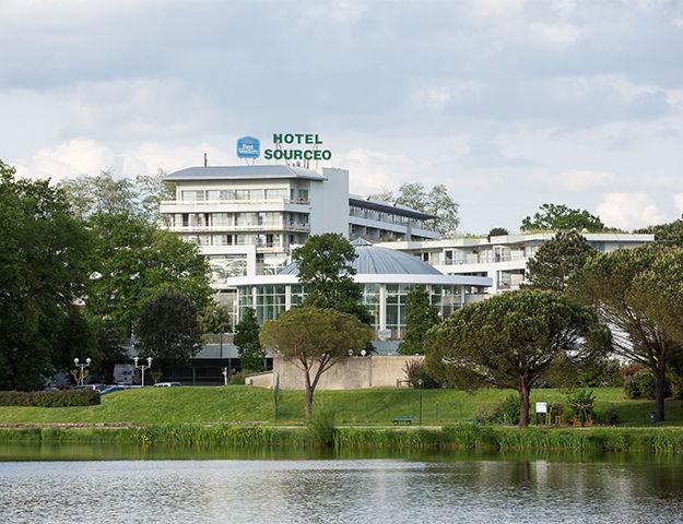 Best Western Sourcéo - Hotel