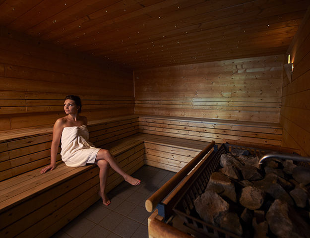 Best Western Sourcéo - Sauna