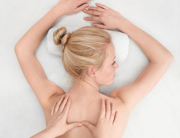 Relais des Vigiers - Massage du dos