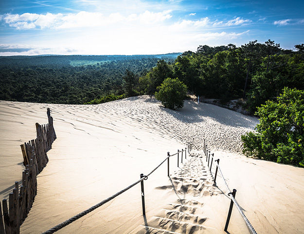 Côté Sable - Dune du pilat