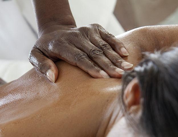 Domaine du Levant - Massage