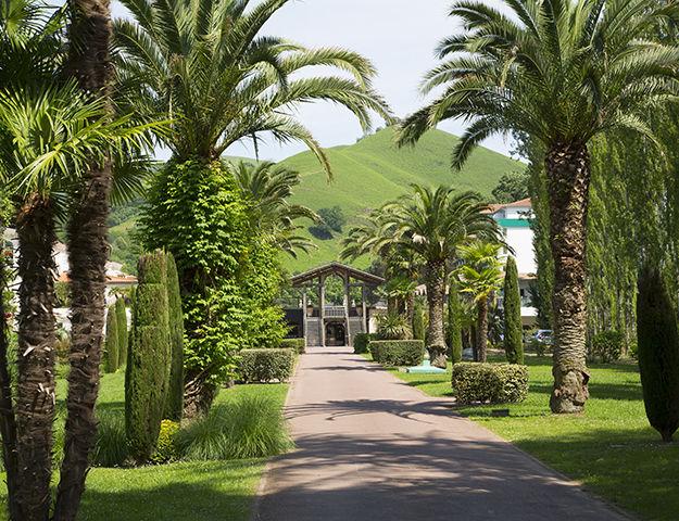 Domaine du Levant - Parc thermal
