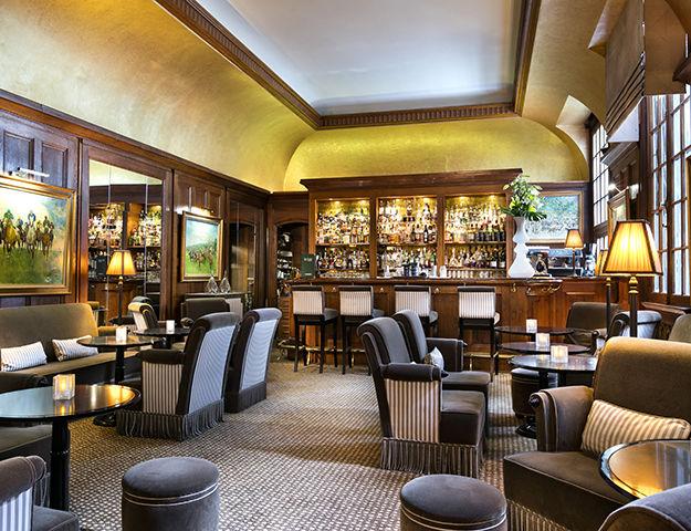 Normandy Barrière - Le bar
