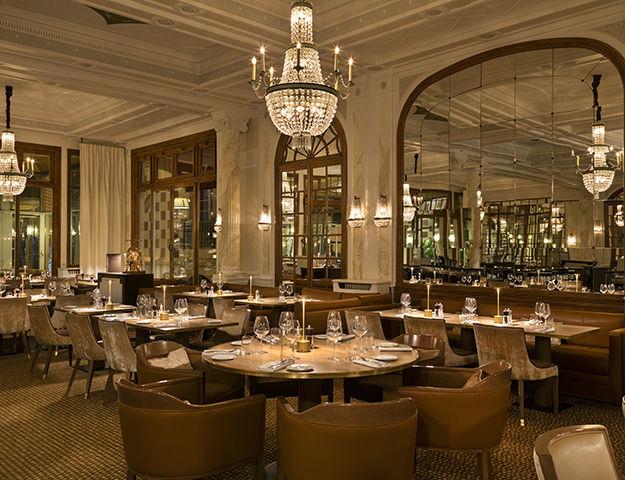 Normandy Barrière - Restaurant la belle epoque
