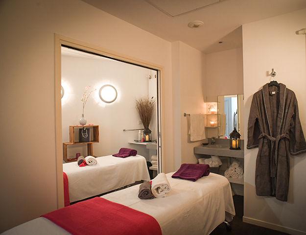 Hôtel de la Baie & Thalasso Prévithal - Salle de soins