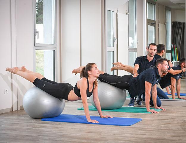 Hôtel de la Baie & Thalasso et Spa Marin Prévithal - Salle de fitness