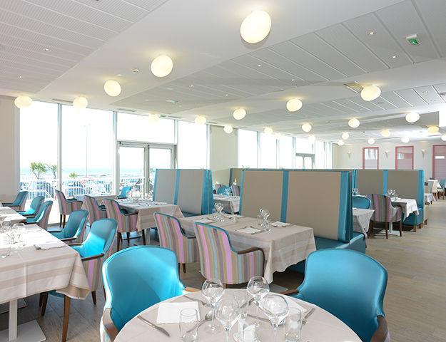 Hôtel de la Baie & Thalasso Prévithal - Restaurant