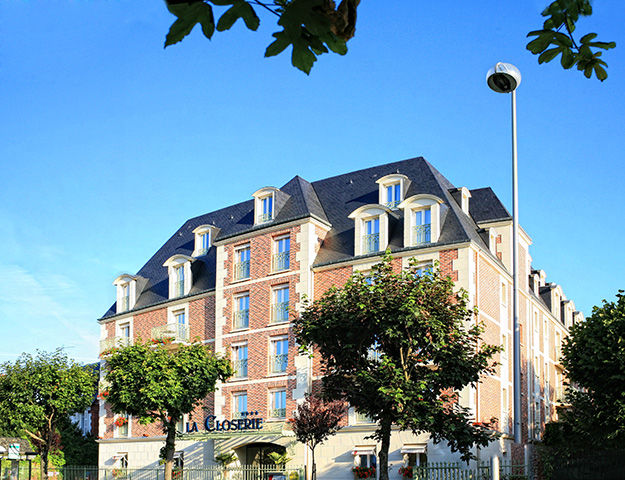 Résidence la Closerie Deauville - Residence la closerie deauville