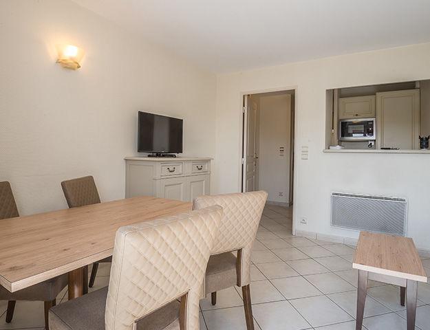 Résidence la Closerie Deauville - Appartement confort