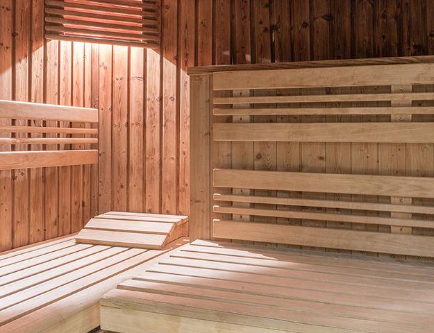 Résidence la Closerie Deauville - Sauna