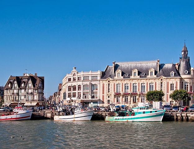 Résidence la Closerie Deauville - Trouville
