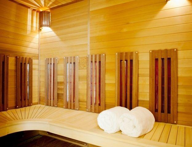 Domaine de Villers - Sauna