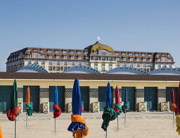Royal Barrière Deauville - Hotel